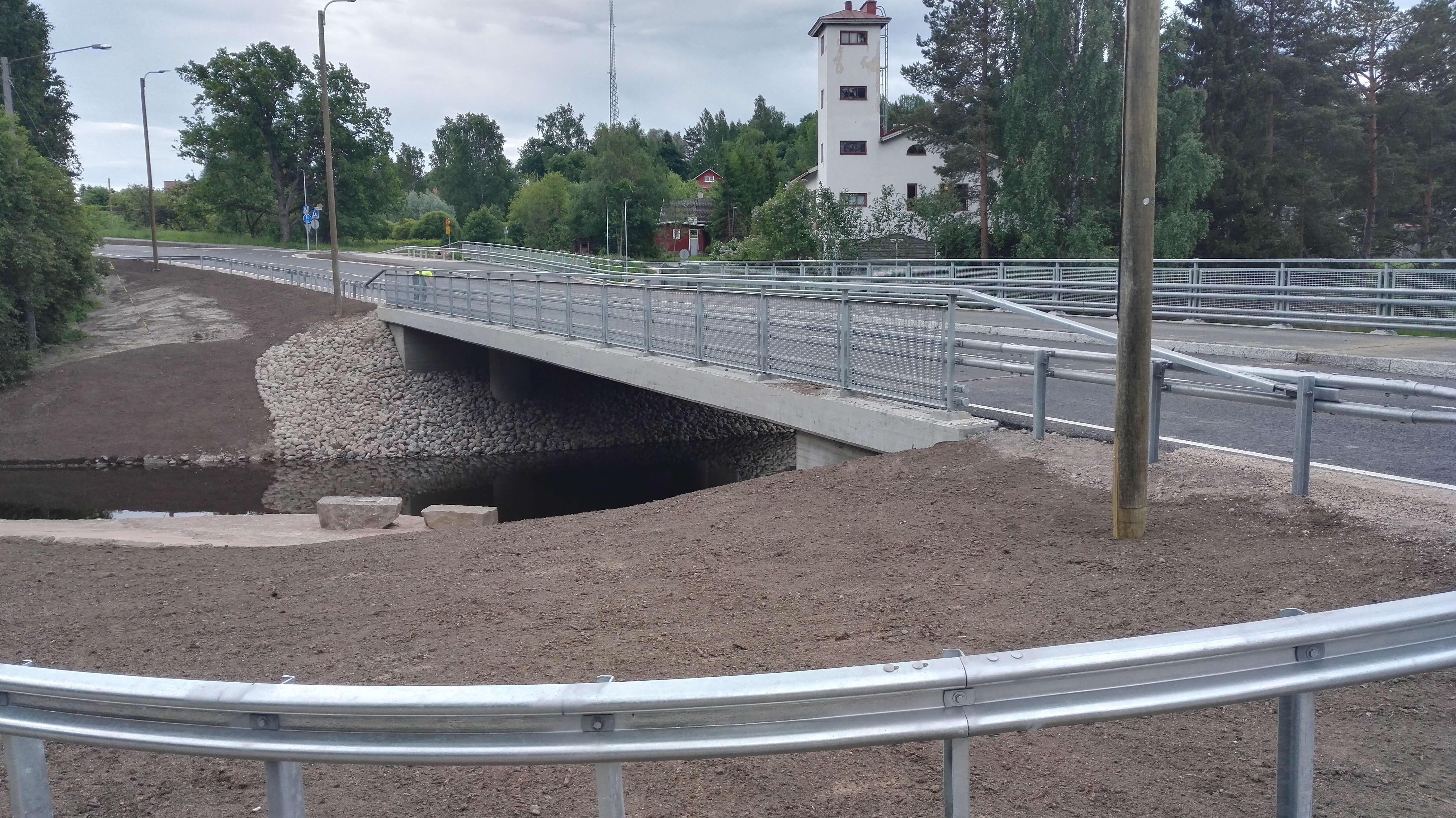 Nummen sillan uusiminen ja kvl-järjestelyt