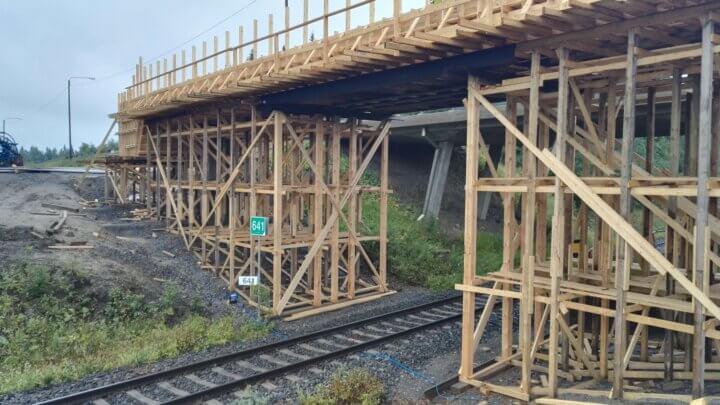 Sillanrakentaminen ja -korjaus