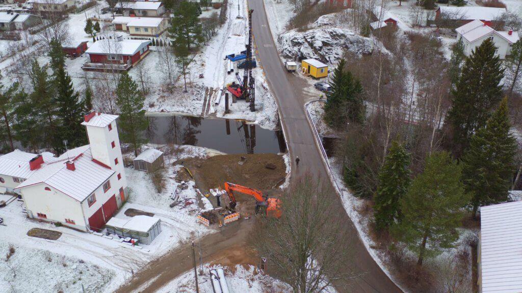 Nummen silta 2